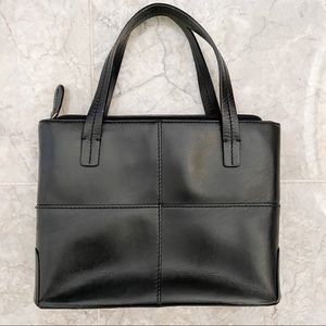 FINAL PRICE Etienne Aigner Leather Square Bag